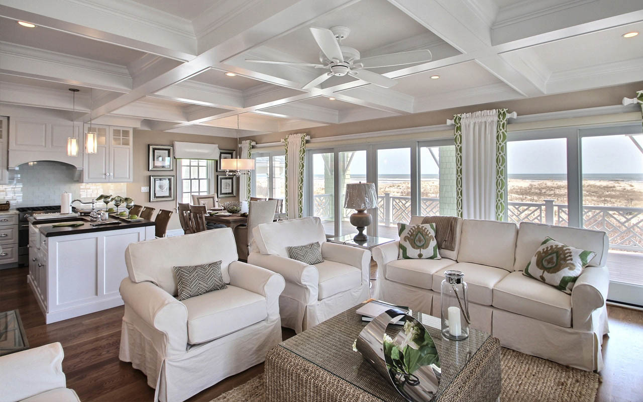 Some of the best interior design in Stone Harbor