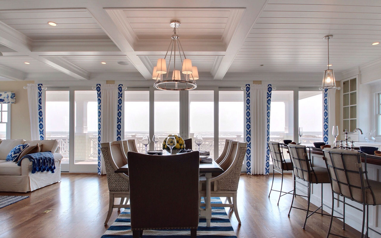 One of the Top Interior Designers at the Jersey Shore