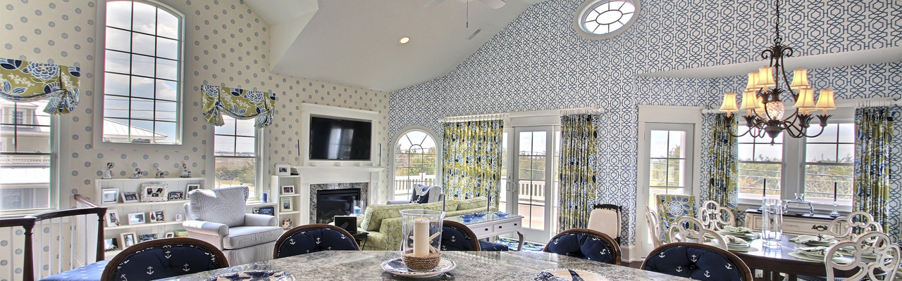 Window Treatments for your remodel